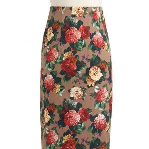 "ModCloth ""Blooms to Fill the Room Skirt"""